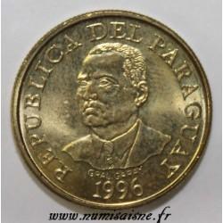 PARAGUAY - KM 178 - 10 GUARANIES 1996 - F.A.O.