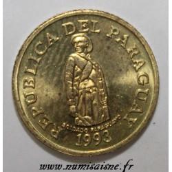 PARAGUAY - KM 192 - 1 GUARANI 1993 - F.A.O.