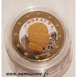 MONACO - 2 EURO 2012 - ALBERT II - COLOR