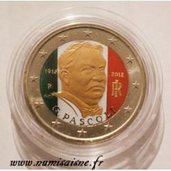 ITALIA - 2 EURO 2012 - G.PASCOLI