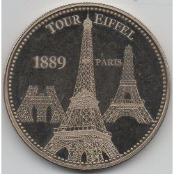 PARIS - EIFFEL TOWER 1889 - TRESOR OF THE HERITAGE OF FRANCE