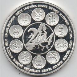 FRANCE - MEDAL - EUROPE OF 25 - 2004 - ESSAY