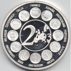 FRANCE - MEDAL - EUROPE OF 15 - 1995-2003 - ESSAY