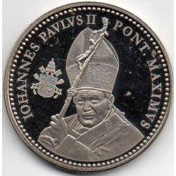 VATICAN - MEDAL - CANONIZATION OF JOHN PAUL II - 2011