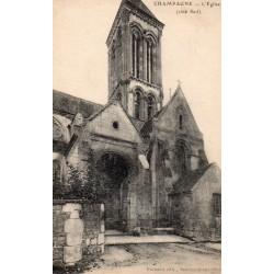 County 72470 - SARTHE - CHAMPAGNE - THE CHURCH