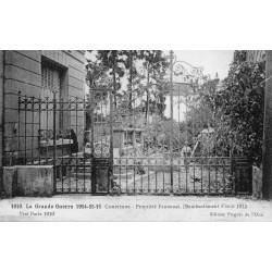 County 60200 - OISE - COMPIEGNE - THE GREAT WAR 1914-15-16 - FANTAUZZI PROPERTY