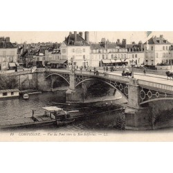 County 60200 - OISE - COMPIEGNE - VIEW OF THE BRIDGE