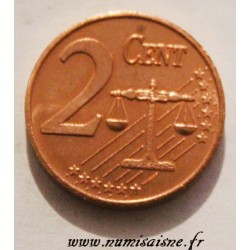 SWEDEN - X Pn2 - 2 CENT 2003 - TRIAL COIN