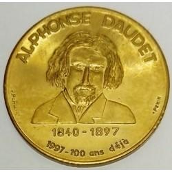 FRANCE - 30 - GARD - NIMES - EURO OF CITIES - 20 EURO 1998 - ALPHONSE DAUDET - GOAT