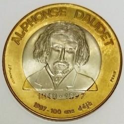 FRANCE - GARD - 30 - NIMES - EURO OF CITIES - 20 EURO 1998 - ALPHONSE DAUDET - GOAT