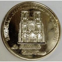 LAON ( 02 ) - EURO DES VILLES - 30 EURO 1998 - CATHEDRAL NOTRE DAME