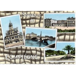 County 60200 - OISE - COMPIEGNE - MEMORY