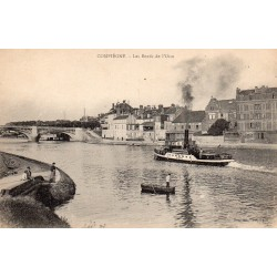 County 60200 - OISE - COMPIEGNE - EDGES OF THE OISE - BARGE