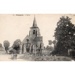 County 60210 - OISE - CEMPUIS - CHURCH