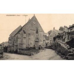 County 60660 - OISE - CRIMSON - THE CHURCH
