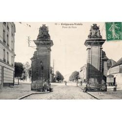 County 60100 - OISE - CREPY EN VALOIS - PORTE DE PARIS