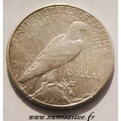 UNITED STATES - KM 150 - 1 DOLLAR 1922 - LIBERTY AND EAGLE