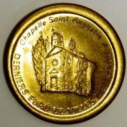 FRANCE - 64 - PYRENNEES ATLANTIQUES - SAUVECLARE - EURO DES VILLES - 1 EURO 1998