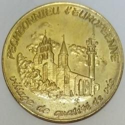 PECHBONNIEU - 1.5 EURO 1996 - SUPERBE A FLEUR DE COIN