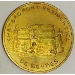 FRANCE - 78 - YVELINES - BEYNES - EURO CITIES - 1 EURO 1996 - CASTLE