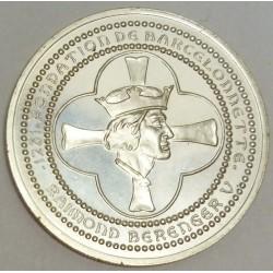 FRANCE - 04 - ALPES-DE-HAUTE-PROVENCE - BARCELONNETTE - EURO OF CITY - 20 EURO 1996 - RAIMOND BERENGER V