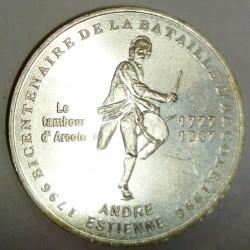 FRANCE - 84 - VAUCLUSE - CADENET - EURO OF CITY - 20 EURO 1996 - ANDRE ESTIENNE - LE TAMBOUR D'ARCOLE
