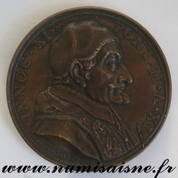 MEDAL - VATICAN - 1686 - POPE INNOCENT XI - 1676 - 1689