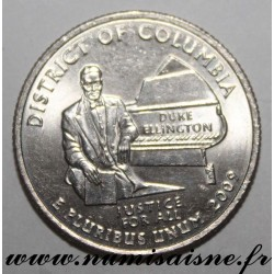 UNITED STATES - KM 445 - 1/4 DOLLAR 2009 D - Denver - District of Columbia