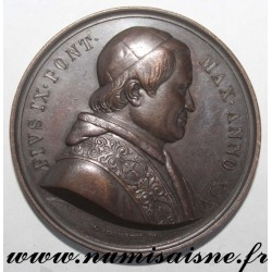 MEDAL - VATICAN - 1856 - POPE PIUS IX - 1846 - 1878