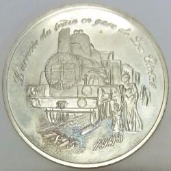 FRANCE - 13 - BOUCHES-DU-RHÔNE - LA CIOTAT - EURO OF CITY - 20 ECUS 1995 - CENTENARY OF THE CINEMA