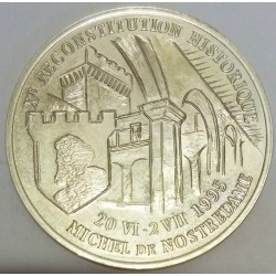 FRANCE - 13 - BOUCHES-DU-RHÔNE - SALON-DE-PROVENCE - EURO OF CITY - 20 ECUS 1995