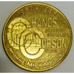 FRANCE - 26 - DRÔME - CHANOS-CURSON - ECU OF CITY - 3 ECU 1995