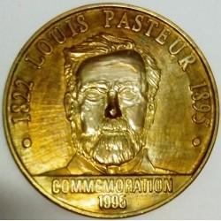 FRANCE - 39 - JURA - DOLE - ECU OF CITY - 3 ECUS 1995 - LOUIS PASTEUR 1822-1895