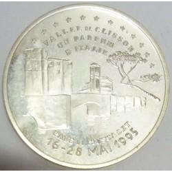 FRANCE - 44 - LOIRE-ATLANTIQUE - VALLEE DE CLISSON - ECU OF CITY - 20 ECUS 1995
