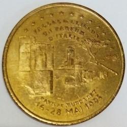 FRANCE - 44 - LOIRE-ATLANTIQUE - VALLEE DE CLISSON - ECU OF CITY - 2 ECUS 1995