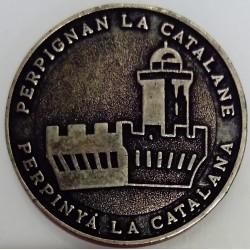 FRANCE - 66 - PYRENEES-ORIENTALES - PERPIGNAN - ECU DES VILLES -1 ECU 1994 - EXHIBITION FAIR