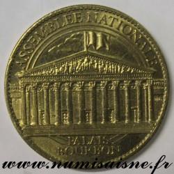 County 75 - PARIS - BOURBON PALACE - NATIONAL ASSEMBLY - ARTHUS BERTRAND