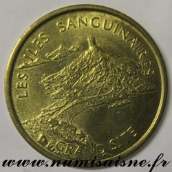 County 13 - 83 - LA SAINTE BAUME - LA FRANCE EN MÉDAILLE - MARTINEAU & NATIONAL TOKENS