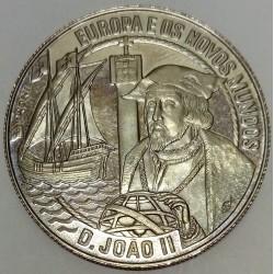 PORTUGAL - KM X24 - 2.50 ECUS 1992 - NAVIGATOR JOAO II - BOAT