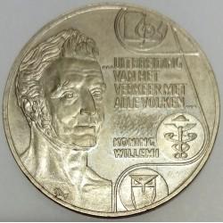 NETHERLANDS - KM X47 - 2 1/2 ECUS 1992 - FREDERIK WILLEM - BOAT