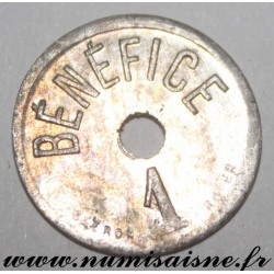 FRANCE - 59 - LILLE - TOKEN - L'ESSOR - BENEFICE 1