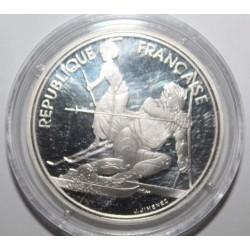 FRANCE - KM 984 - 100 FRANCS 1990 - TYPE ALBERVILLE 1992 - SLALOM