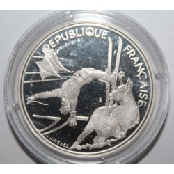 FRANCE - KM 983 - 100 FRANCS 1990 - TYPE ALBERVILLE 1992 - ACROBATIC SKIING