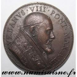 MEDAL - VATICAN - 1626 - POPE URBAN VIII - 1623 - 1644