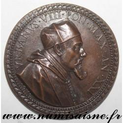 MEDAL - VATICAN - 1644 - POPE URBAN VIII - 1623 - 1644