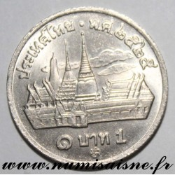 THAILAND - Y 159 - 1 BAHT 1982 - BE 2525