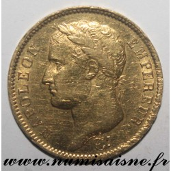 FRANCE - KM 696 - 40 FRANCS 1811 A - Paris - TYPE REVERS EMPIRE - GOLD