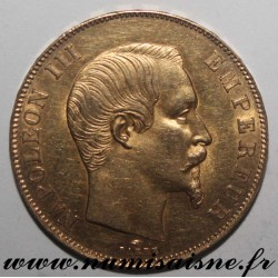 FRANCE - KM 785 - 50 FRANCS 1857 A - Paris - GOLD - NAPOLÉON III