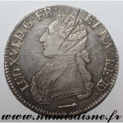 FRANCE - KM 564 - LOUIS XVI - ECU WITH OLIVIE BRANCHES 1787 - PAU