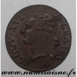 FRANCE - Gad 348 - LOUIS XVI - LIARD - 1782 W - Lille